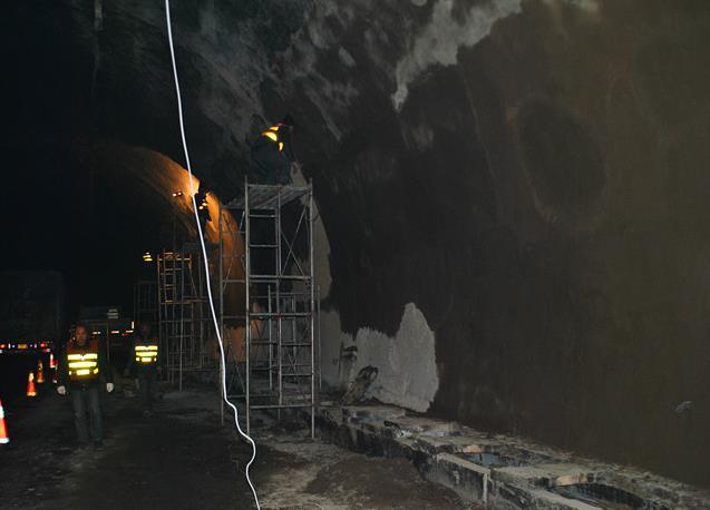 遂宁混凝土加固修补砂浆生产厂家桥梁柱子冻融脱落修补