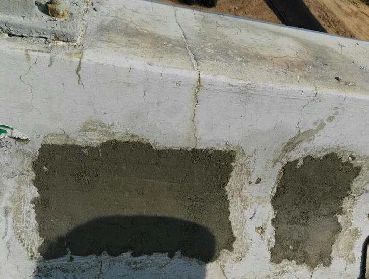 黄山高性能聚合物修补砂浆厂家推荐桥梁柱子冻融脱落修补