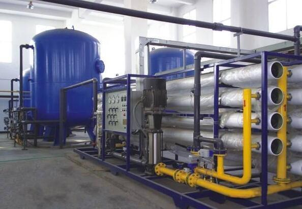 水處理設備選型的小技巧