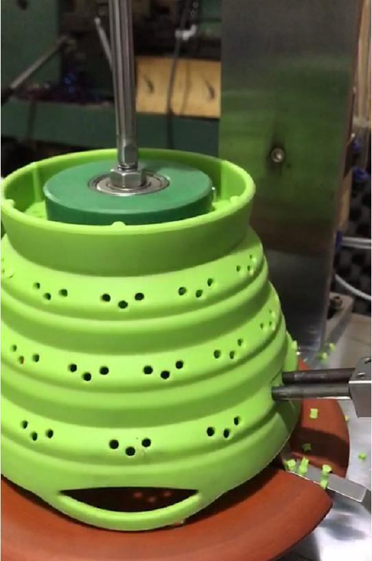 惠州自动硅胶冲孔机