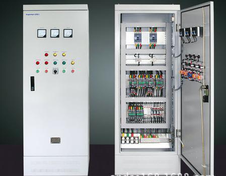 地埋式箱泵一体化消防泵控制柜接线图