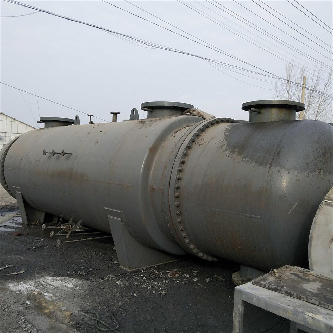 陕西回收不锈钢换热器
