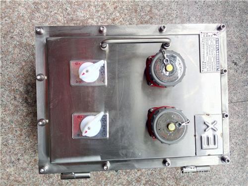 安徽供应不锈钢防爆配电箱