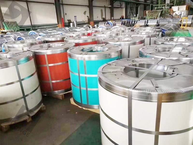 天津氟碳彩涂板销售价格