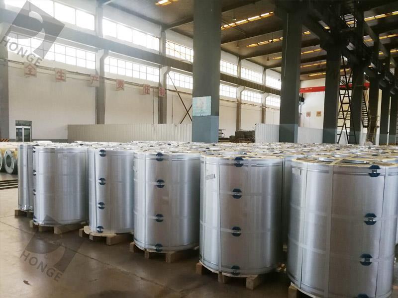 山西耐指纹镀铝锌生产厂家