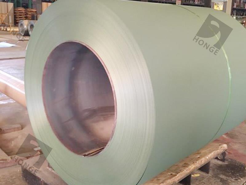 德州鸿基彩钢板加工厂
