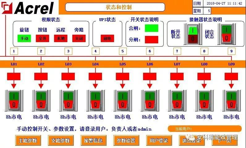 郑州正规安全用电监管云平台