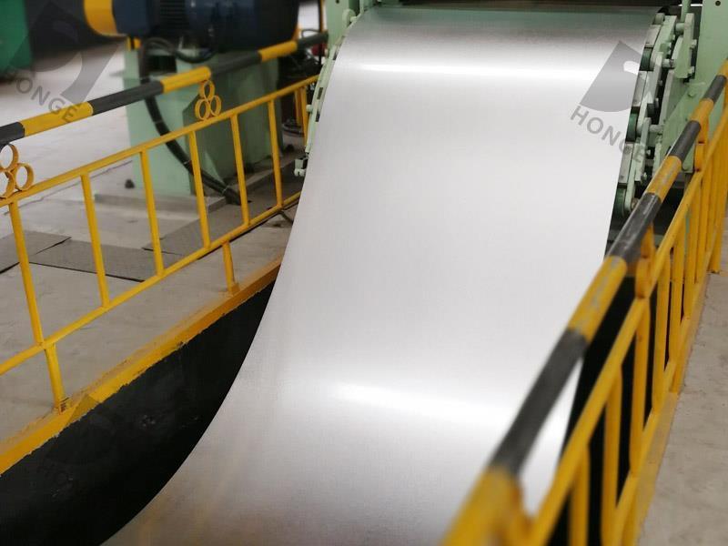 西安耐指纹镀铝锌制作