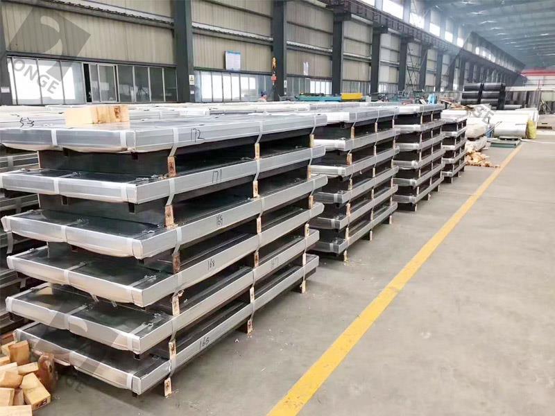 广州专业承接镀铝锌瓦楞板