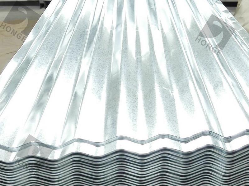 浙江正规镀铝锌瓦楞板