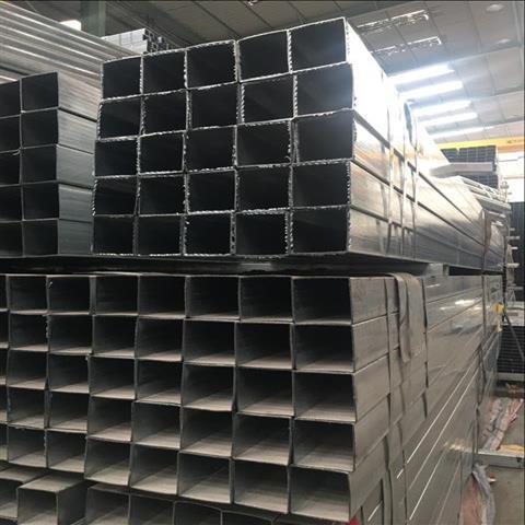 广州镀锌方管厂家 金色品质 勇仁钢铁
