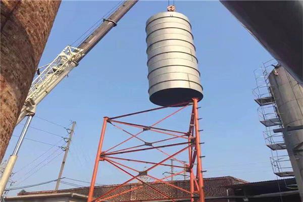 寧夏鋼煙囪制作安裝公司報價