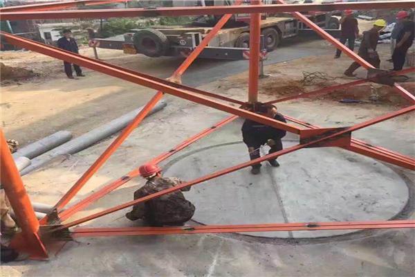 日照钢烟囱制作安装公司