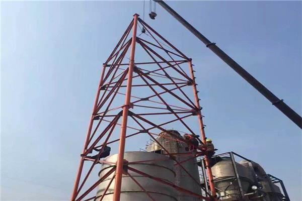 铜川钢烟囱制作安装公司