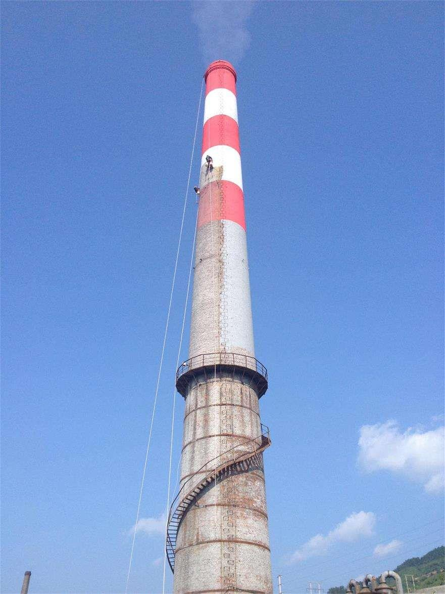 龙岩烟囱刷航标