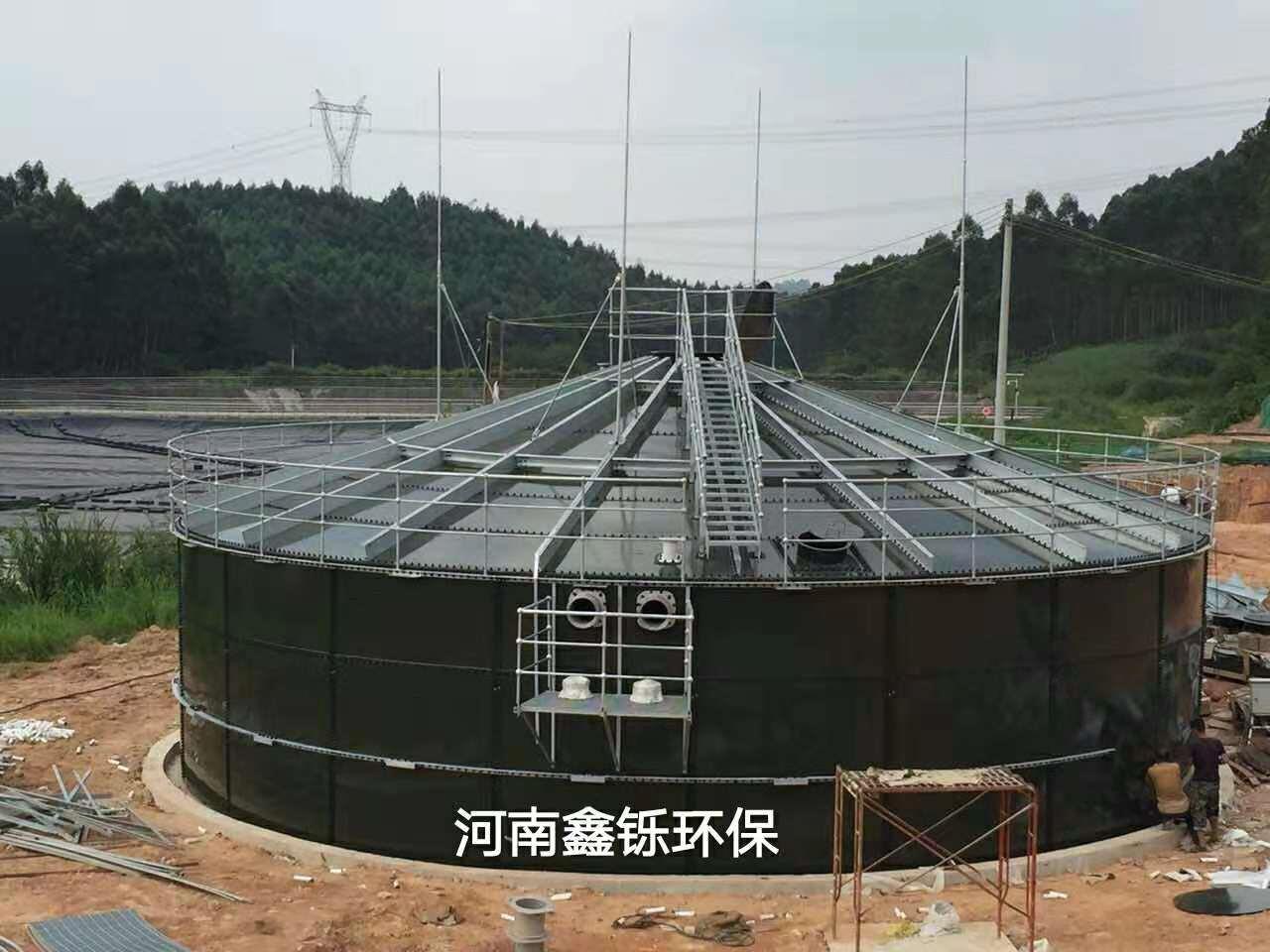 濟南專業訂制沼氣罐加工廠 鑫鑠環保