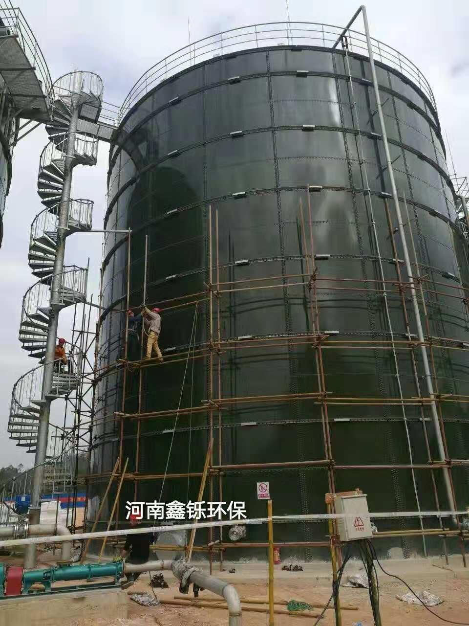 四川销售沼气罐生产 鑫铄环保
