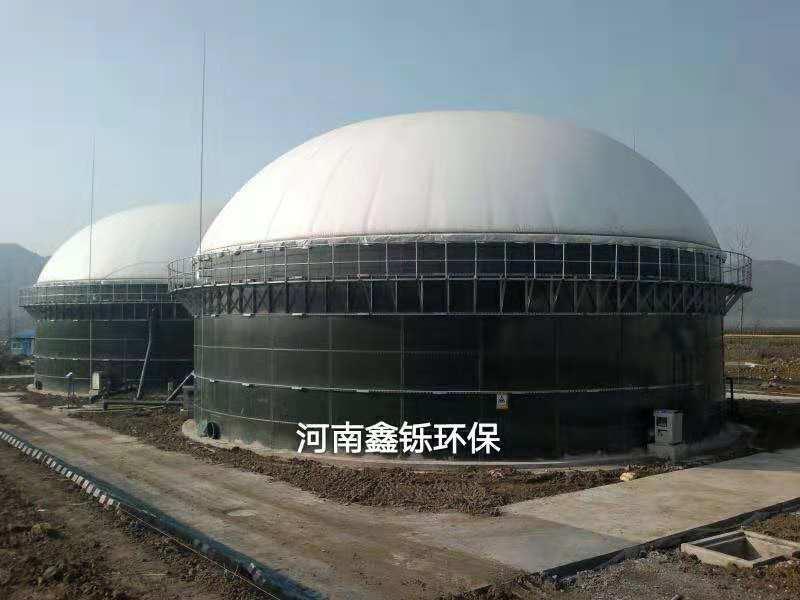 上海專業定制搪瓷厭氧罐加工 鑫鑠環保