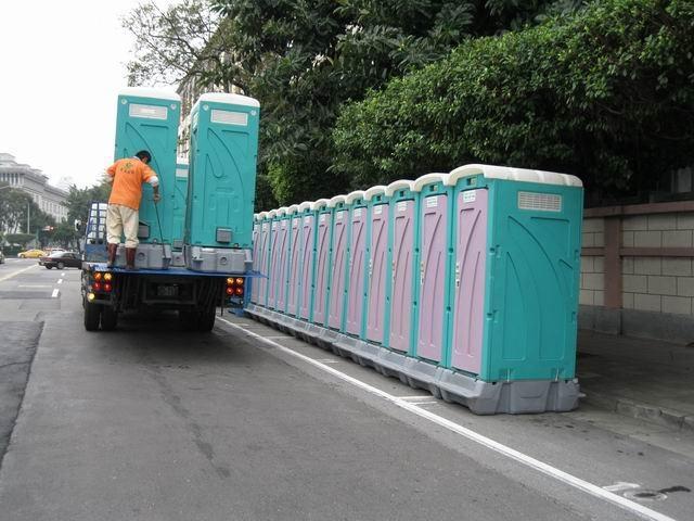 东莞市寮步镇流动厕所