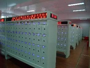 成都矿用智能型矿灯充电柜