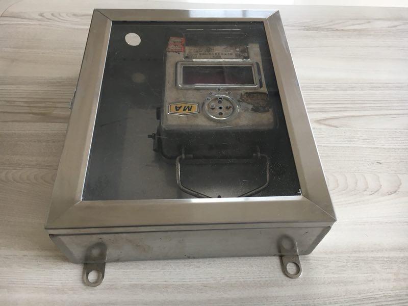 矿用传感器电话机保护罩