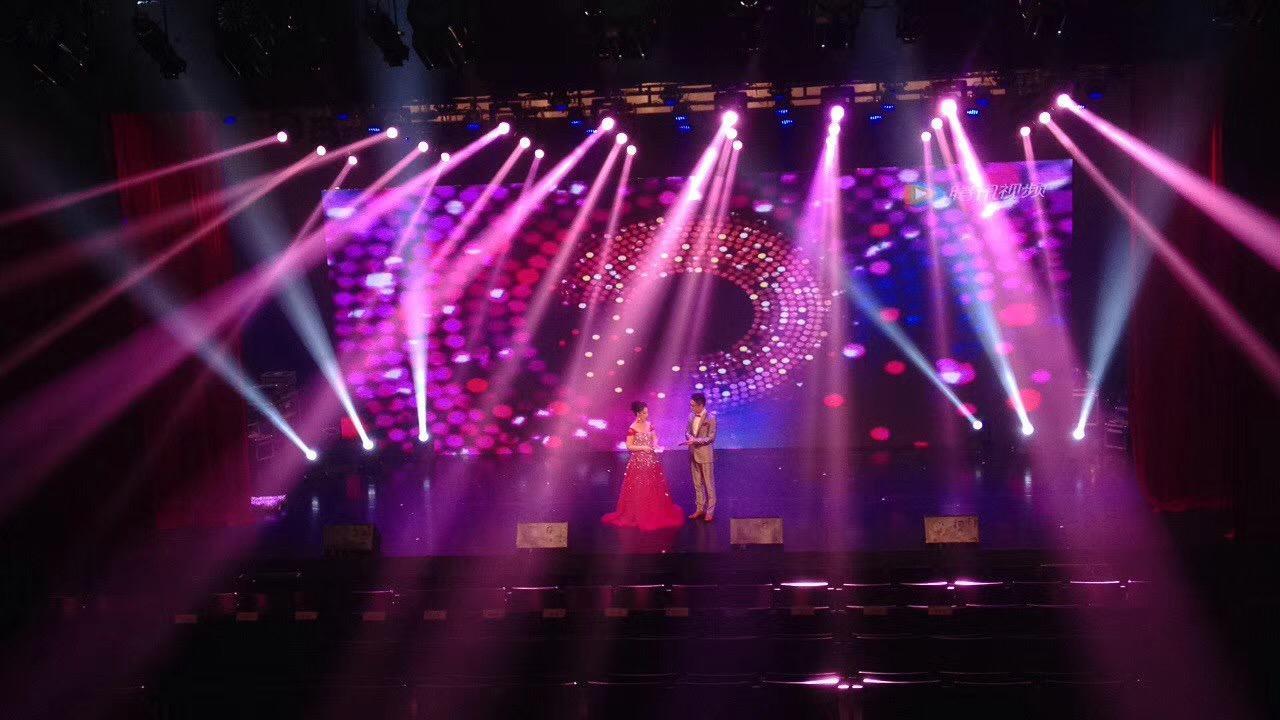 上海专业的灯光音响费用