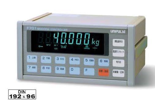 广州UNIPULSE F701称重控制器加盟合作