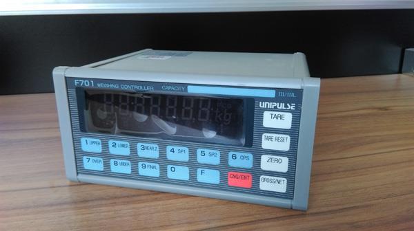 上海UNIPULSE F701称重控制器定制