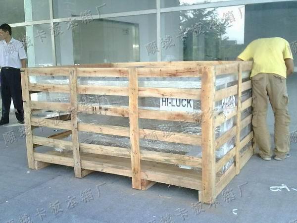 东莞木箱生产