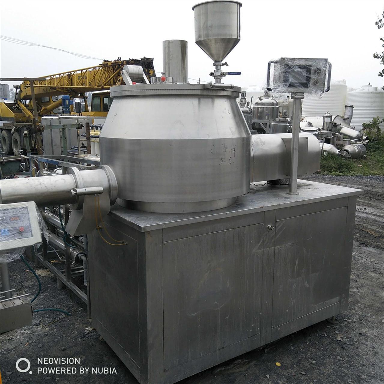 松原回收二手制药厂设备