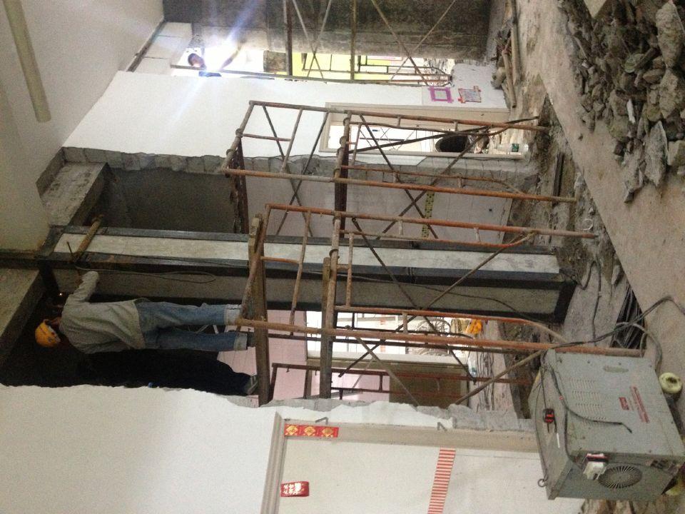 陵水建筑加固改造工程案例分析价格:新闻报道