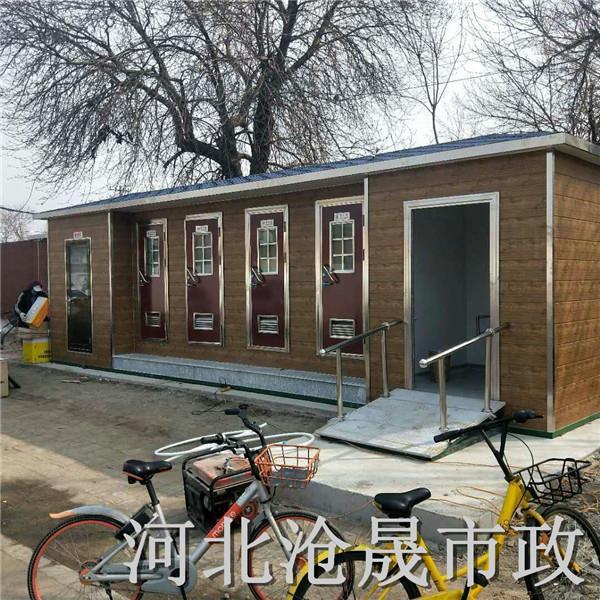 晋中移动公厕景区生态厕所