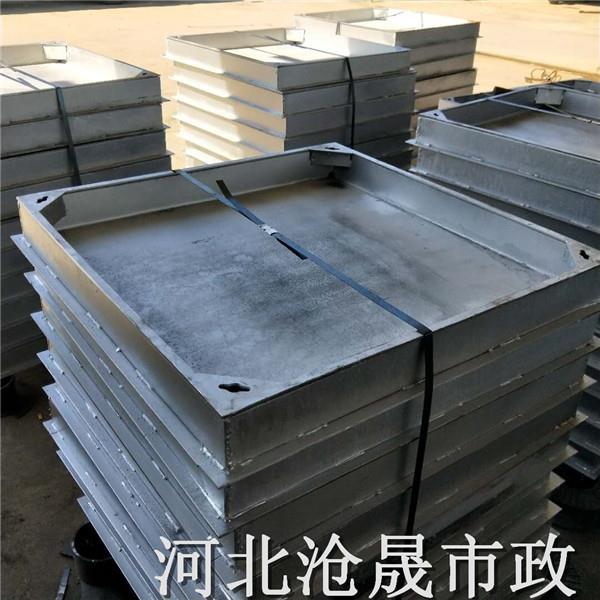 莱芜不锈钢井盖尺寸定制