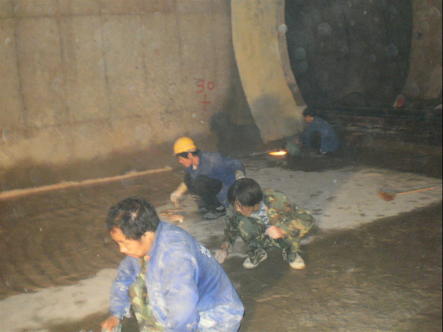 定西专业隧道维修