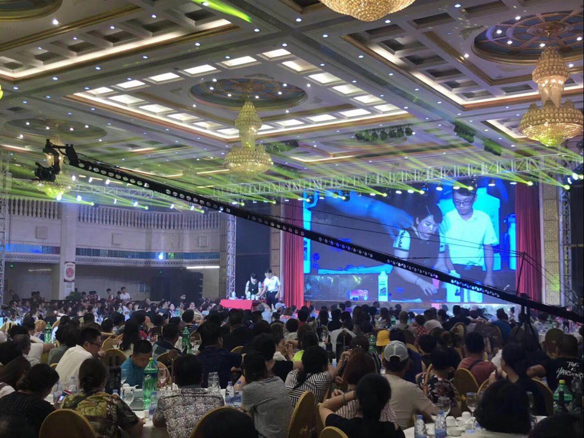 广州企业年会舞蹈策划