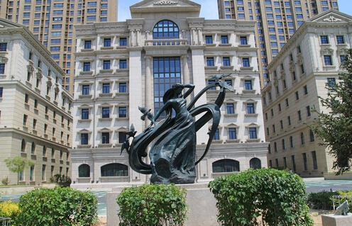 阳江园林雕塑厂