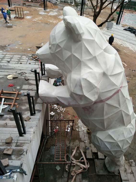 东莞动物雕塑厂