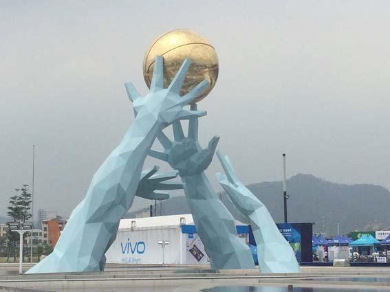 阳江城市雕塑厂