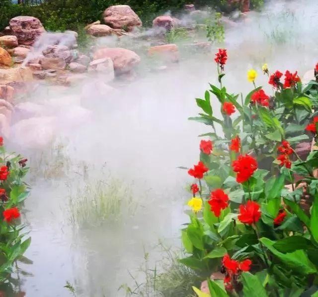 造霧降溫設備