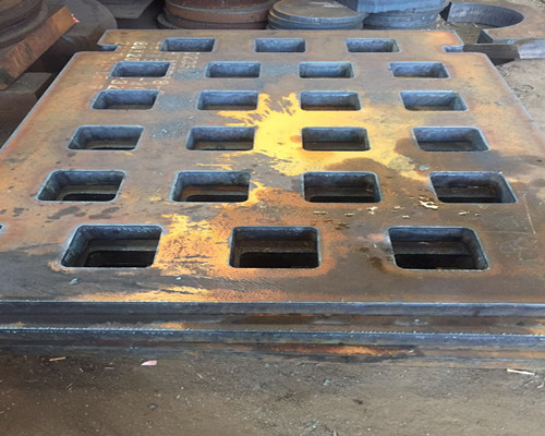 供应:榆林Q235B钢板下料哪家收费低
