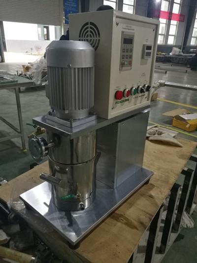 宁波5L实验室搅拌机原理 可处理500w粘度浆料