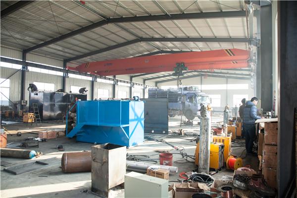 唐山服务区小型污水处理器设备