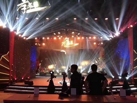 上海晚会灯光设备租赁公司