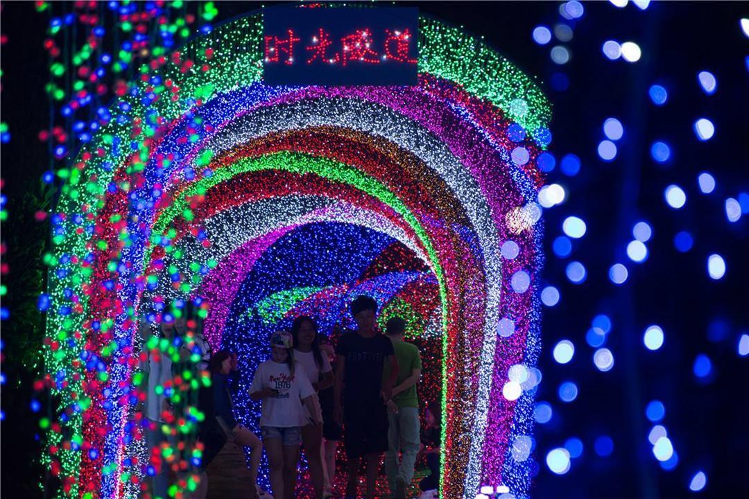 濮阳浪漫灯光节生产厂家
