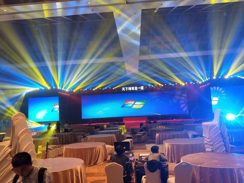 上海雷亚架舞台投影仪租赁租赁公司前五名