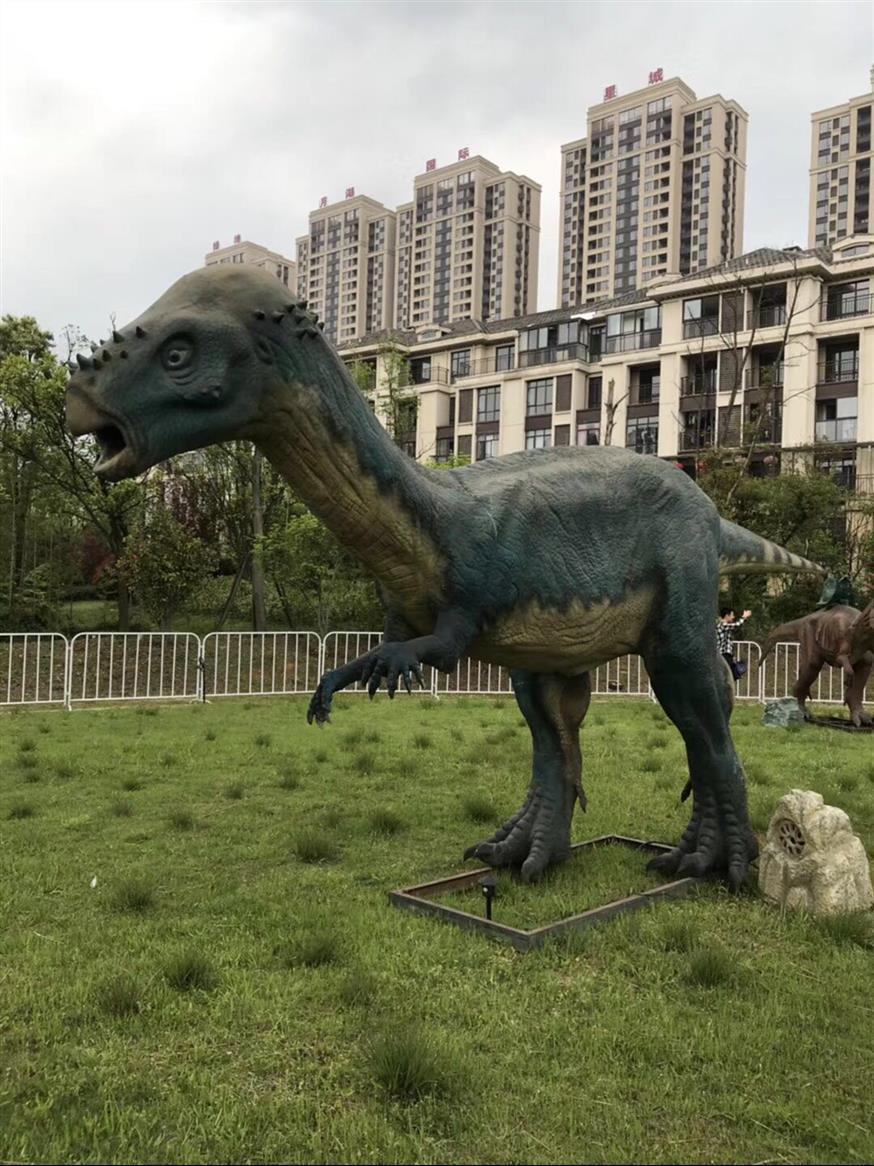 连云港仿真恐龙租赁价格