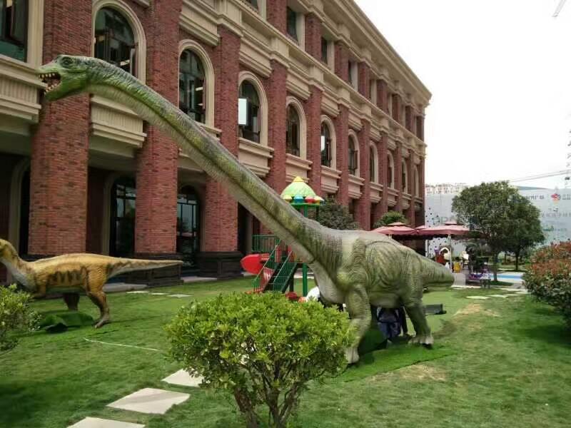 武汉仿真恐龙展览道具出租