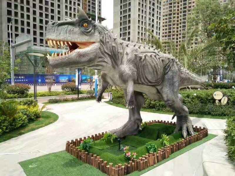 宁德仿真恐龙设备出租