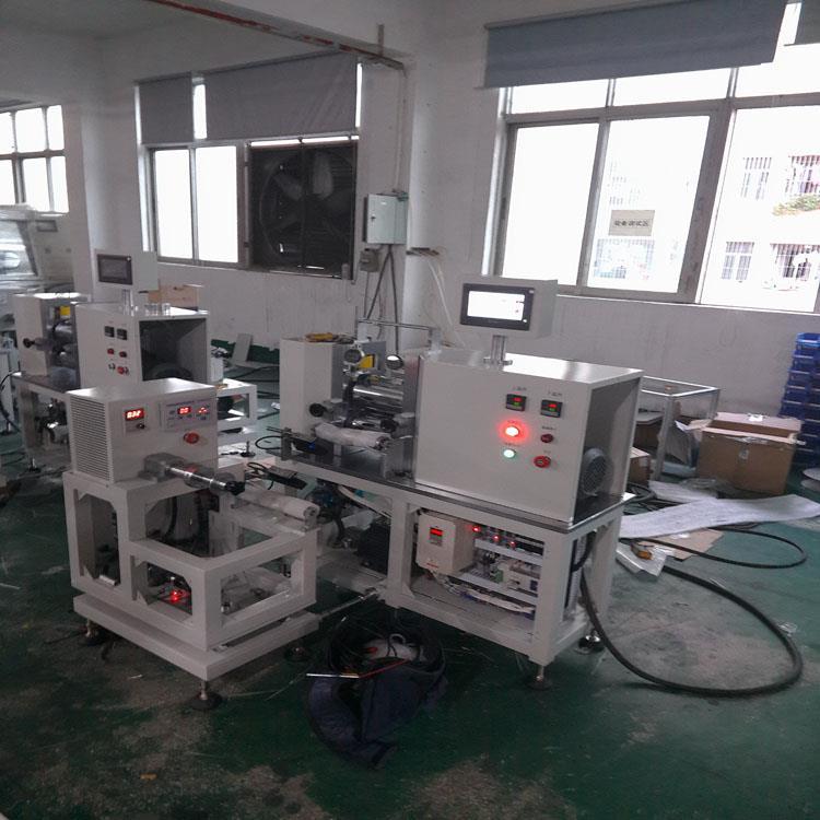 锦州收放卷对辊机收放卷装置生产厂家
