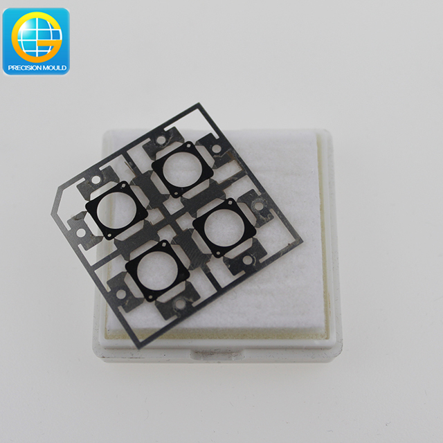 High Precision Metal Stamping Product of Shrapnel